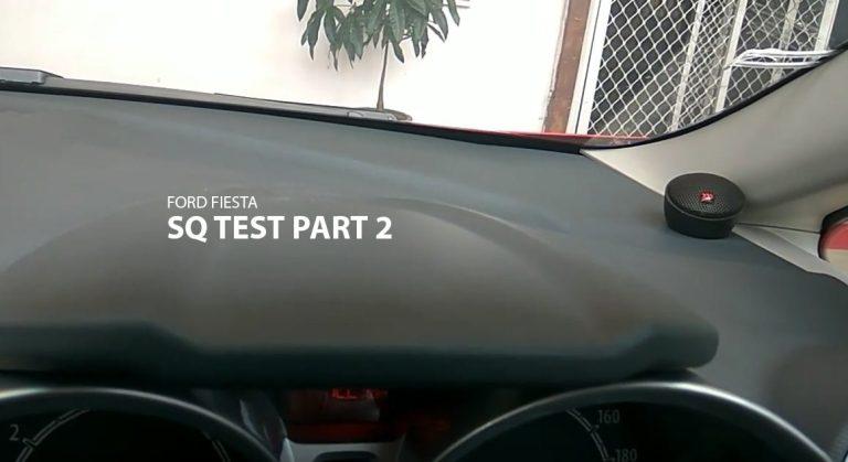SQ Car Audio Demo