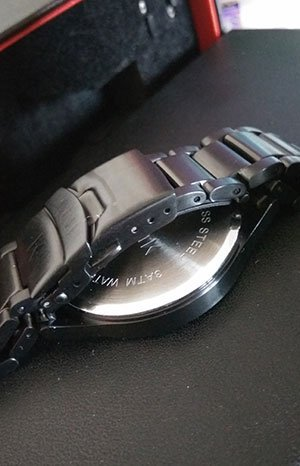 Adjustable Watch Clasp