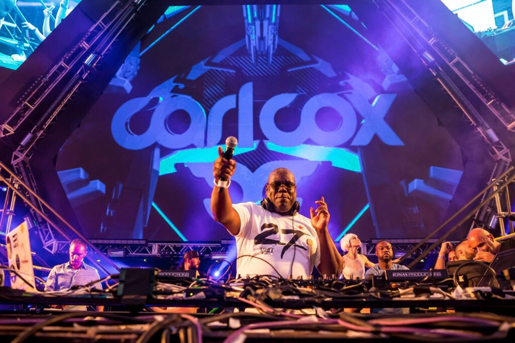 Carl Cox UMF 2017 Resistance