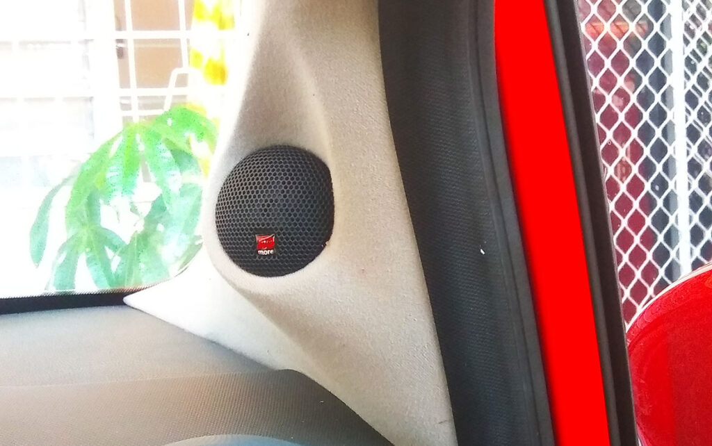 Custom Car Audio A-Pillar Upgrade For Better Sound Staging