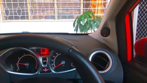 Custom Pillar Upgrade Ford Fiesta