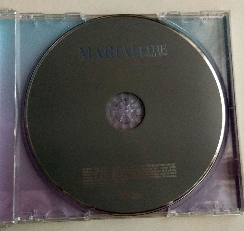mariah carey cd the ballads
