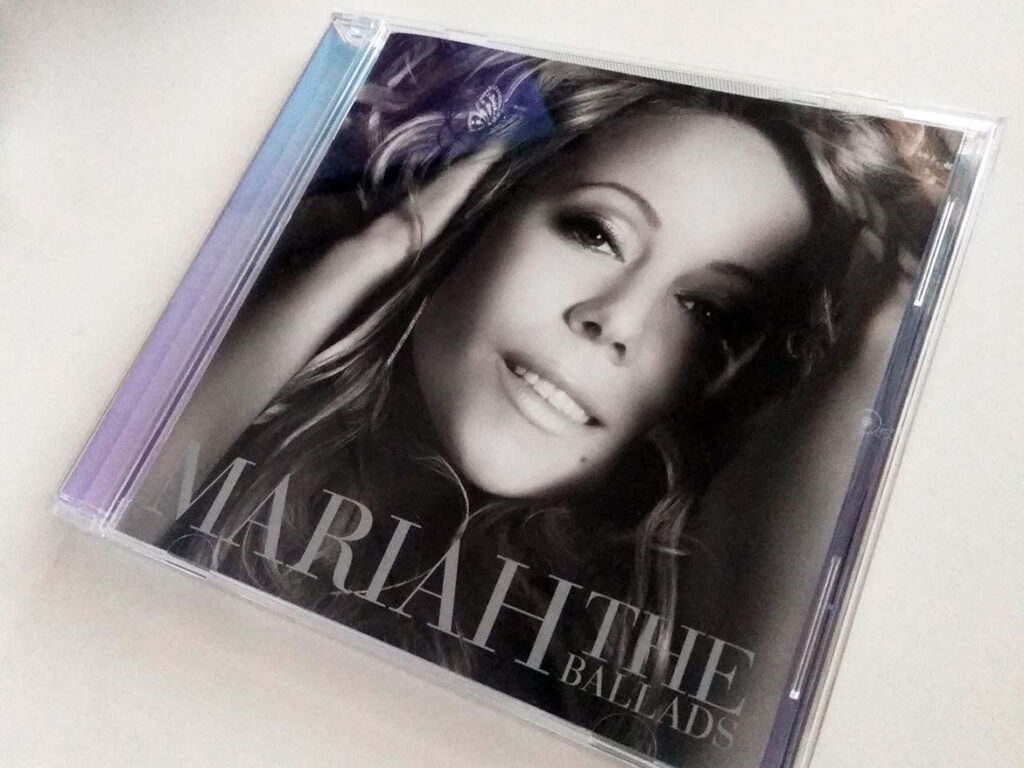 Mariah Carey The Ballads Album Review