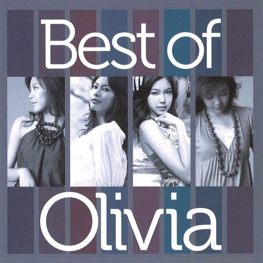 Olivia Ong 'Best Of Olivia' CD Album for Audiophile