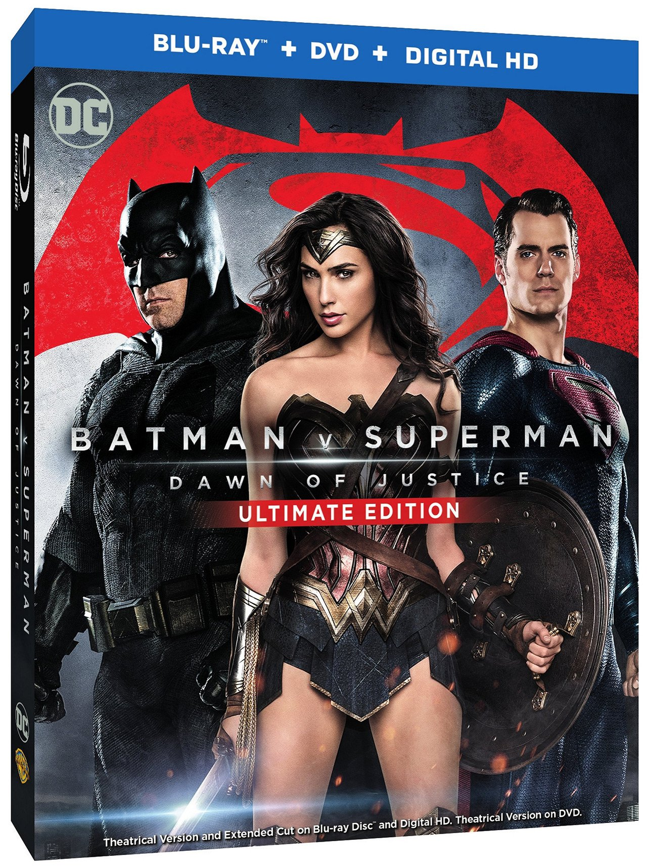Batman v Superman Blu-ray Dolby Atmos