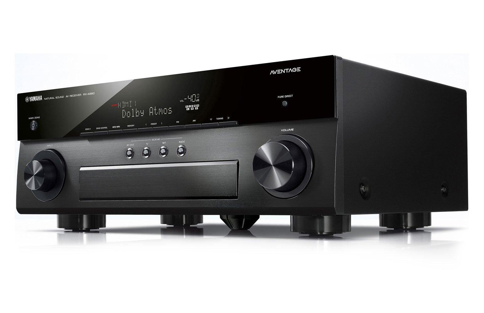 Yamaha RX-A860 Dolby Atmos AV Receiver