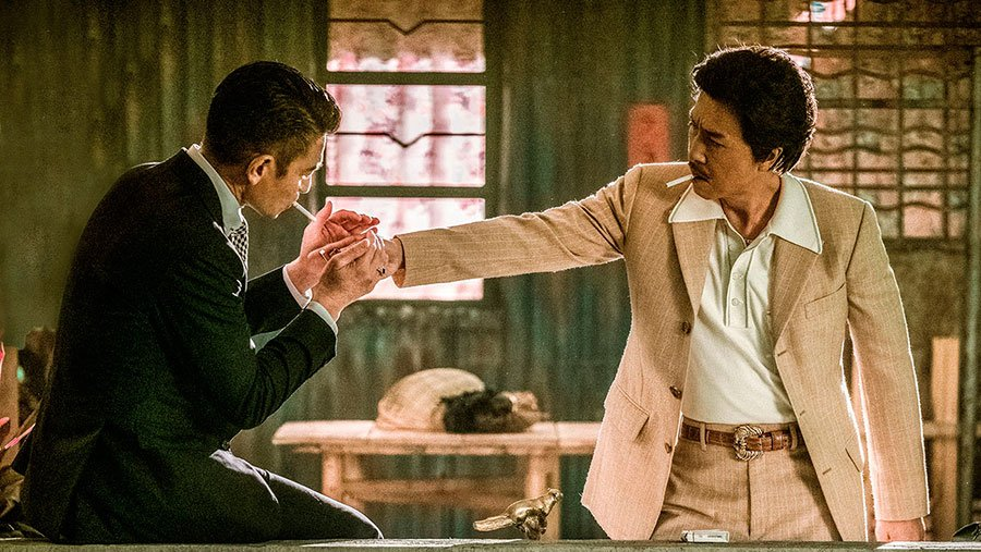 Chasing The Dragon (追龍) Movie Review