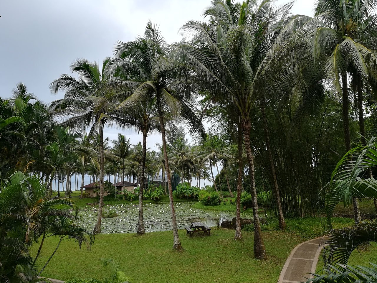 Club Med Bintan Balcony View