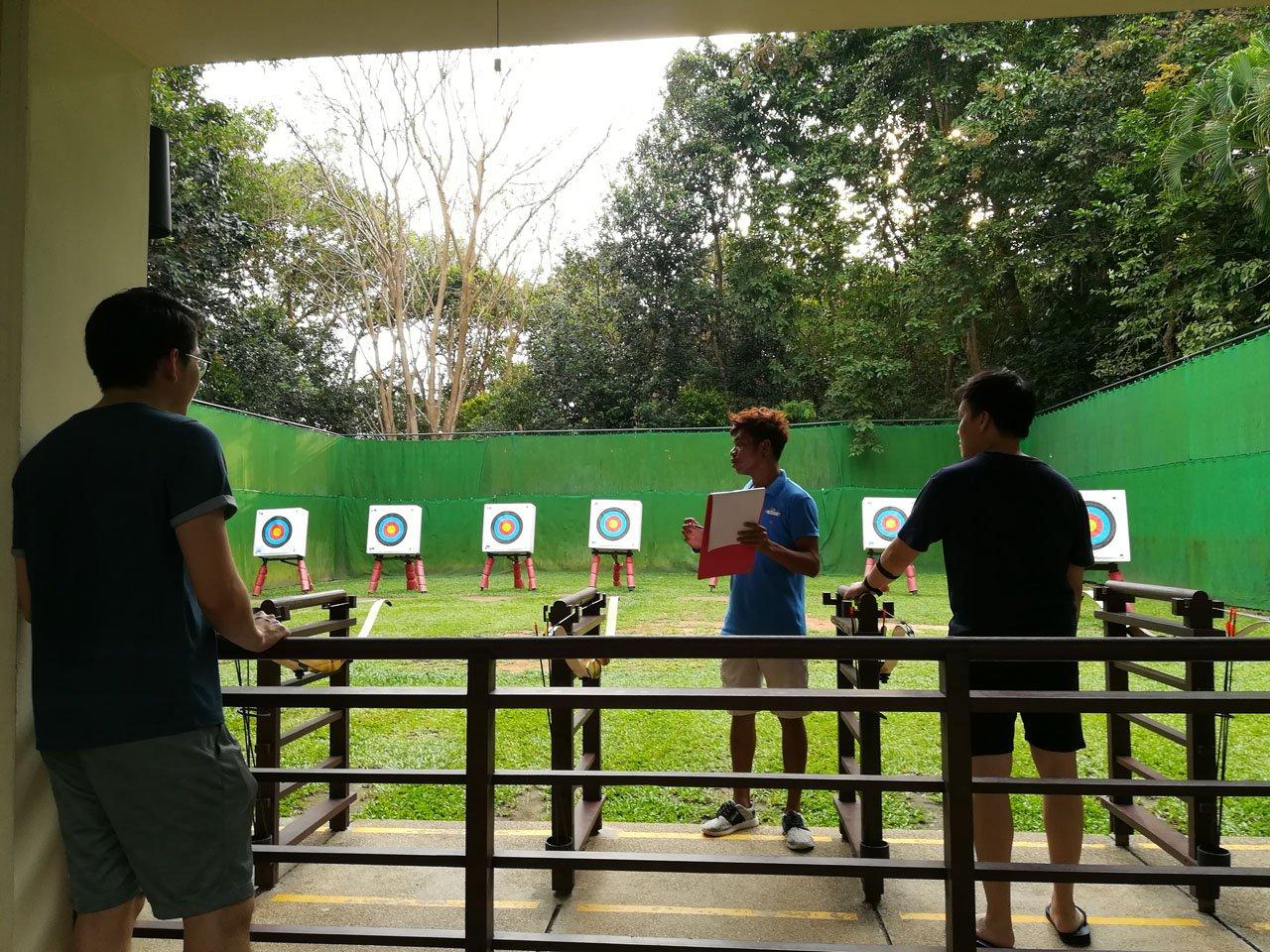 Club Med Bintan Archery