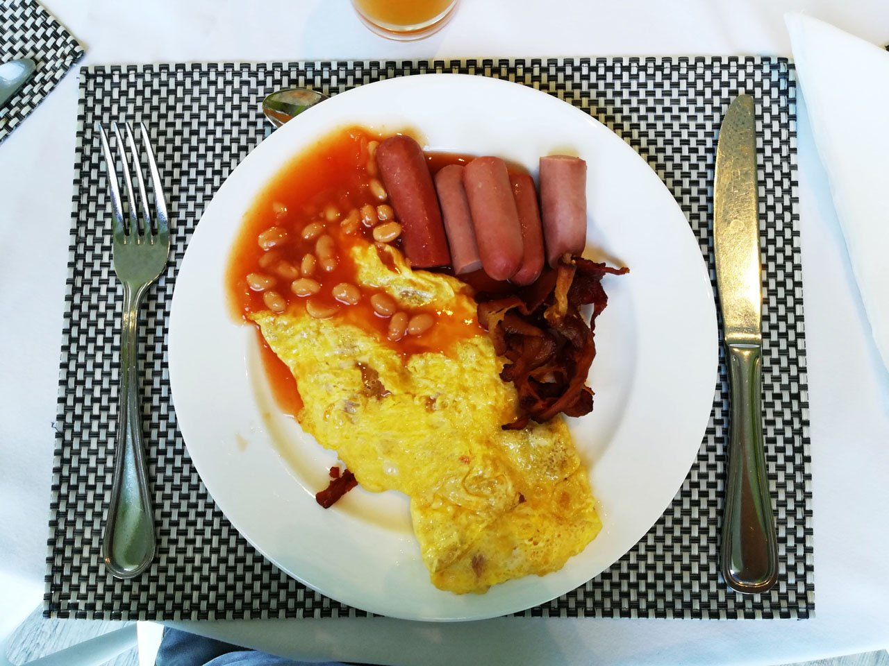 Club Med Bintan Breakfast