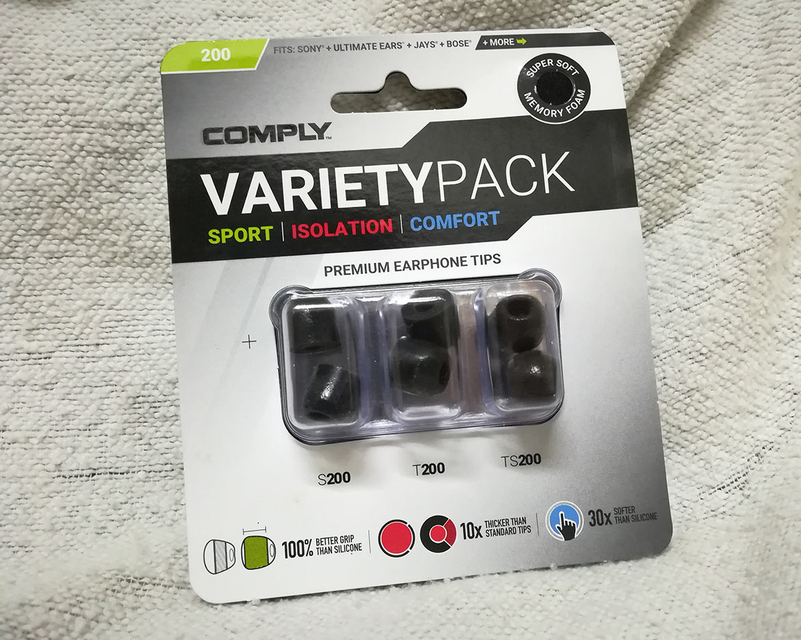 Comply Variety Pack Ear Tips