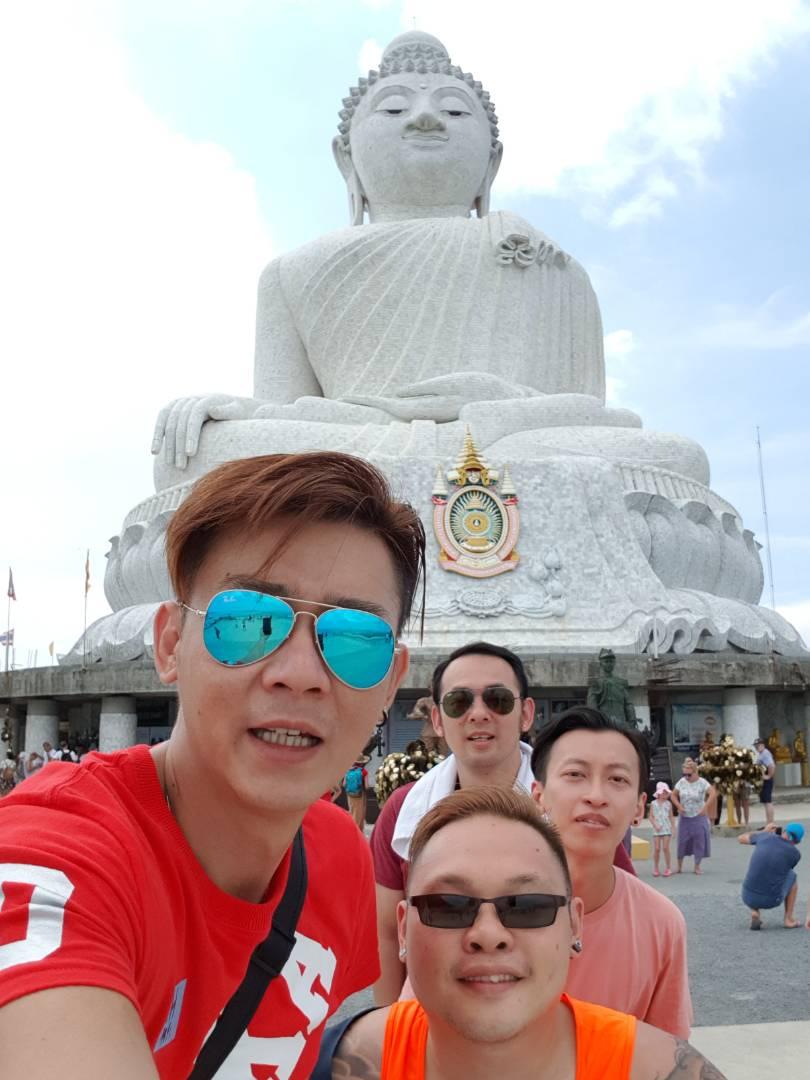 Big Buddha Phuket Attraction