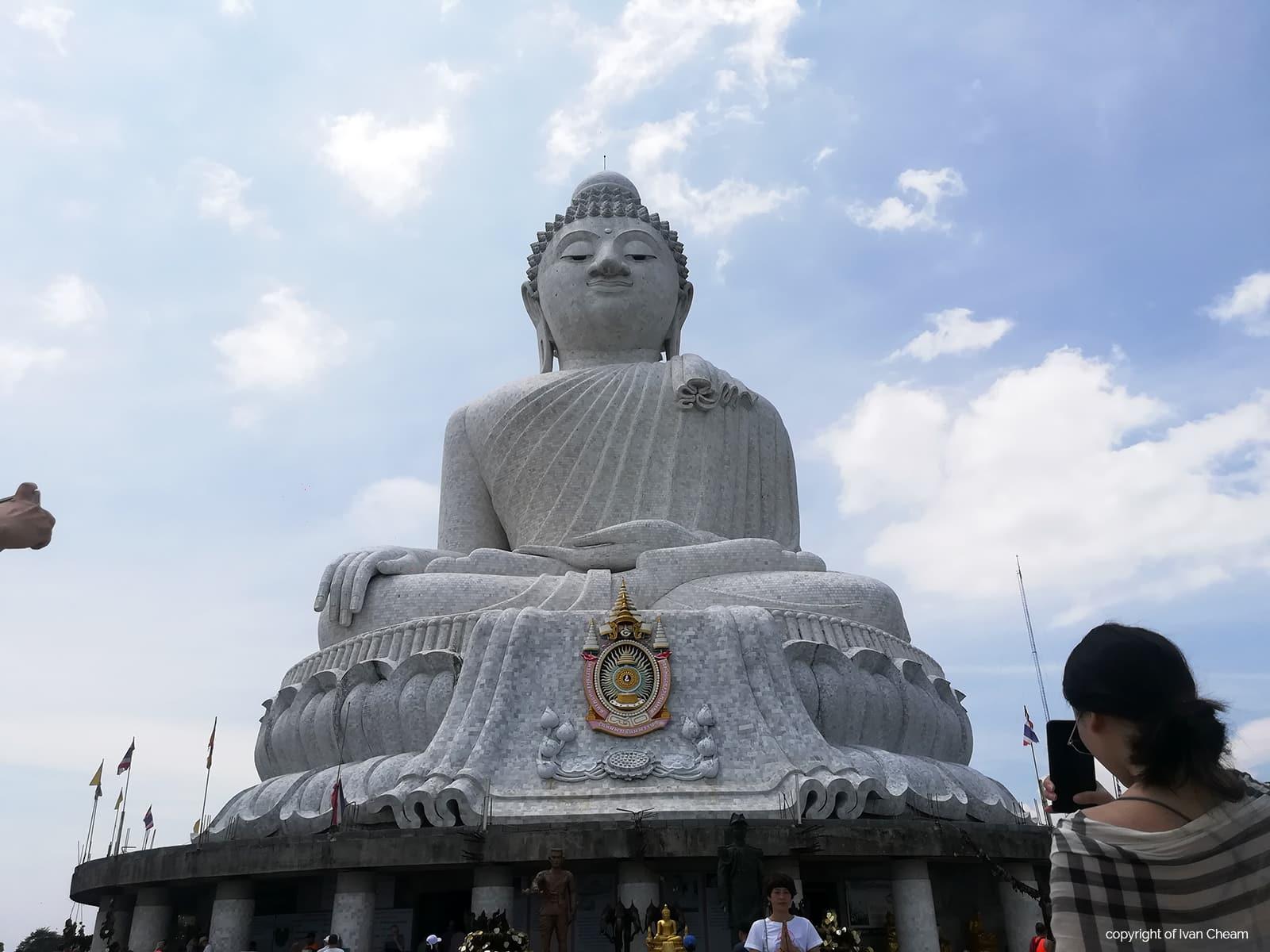 Big Buddha Phuket - Temple and Sightseeing