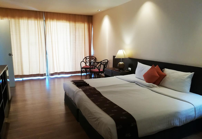 Coconut Village Resort Room