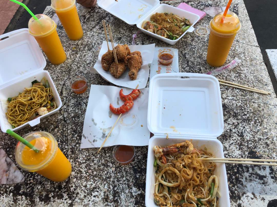 Patong Food Court