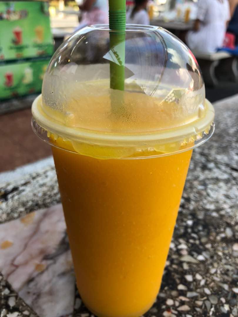 Patong Mango Juice