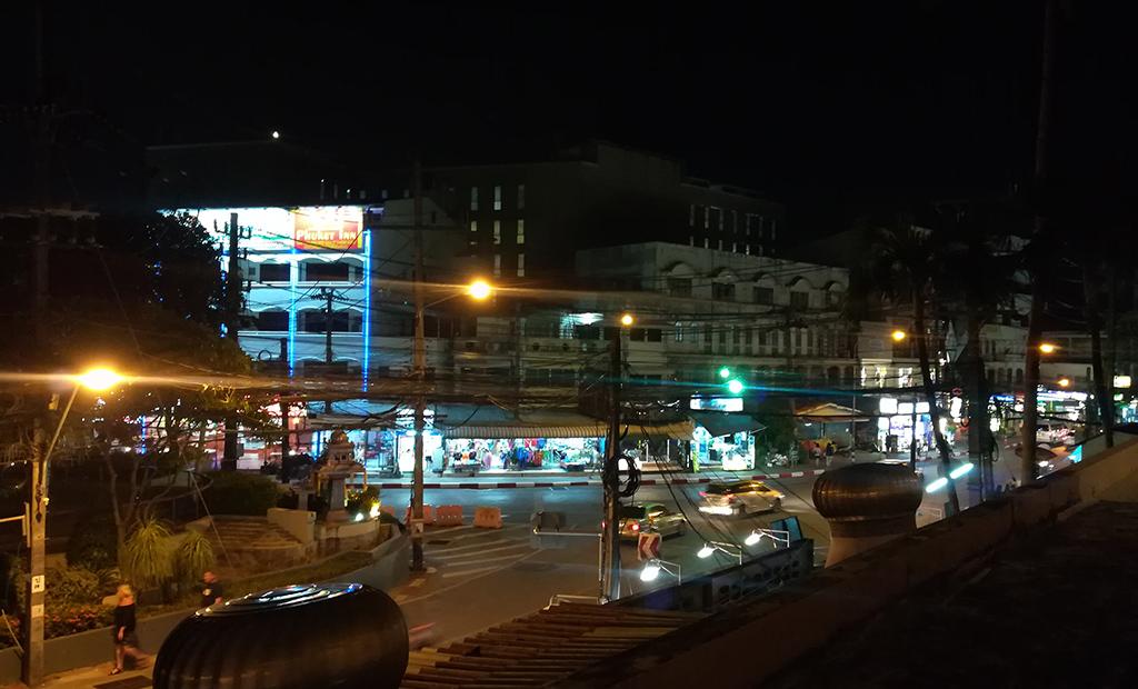 Patong Night View