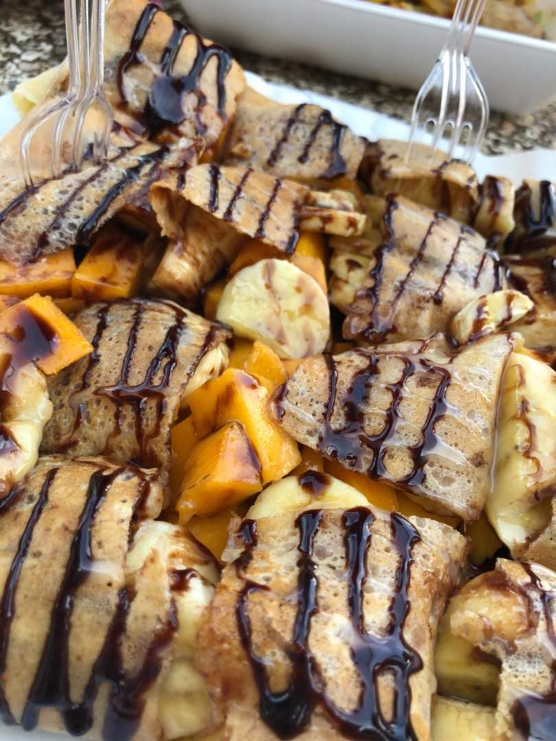 Patong Trip Food Court Pancake