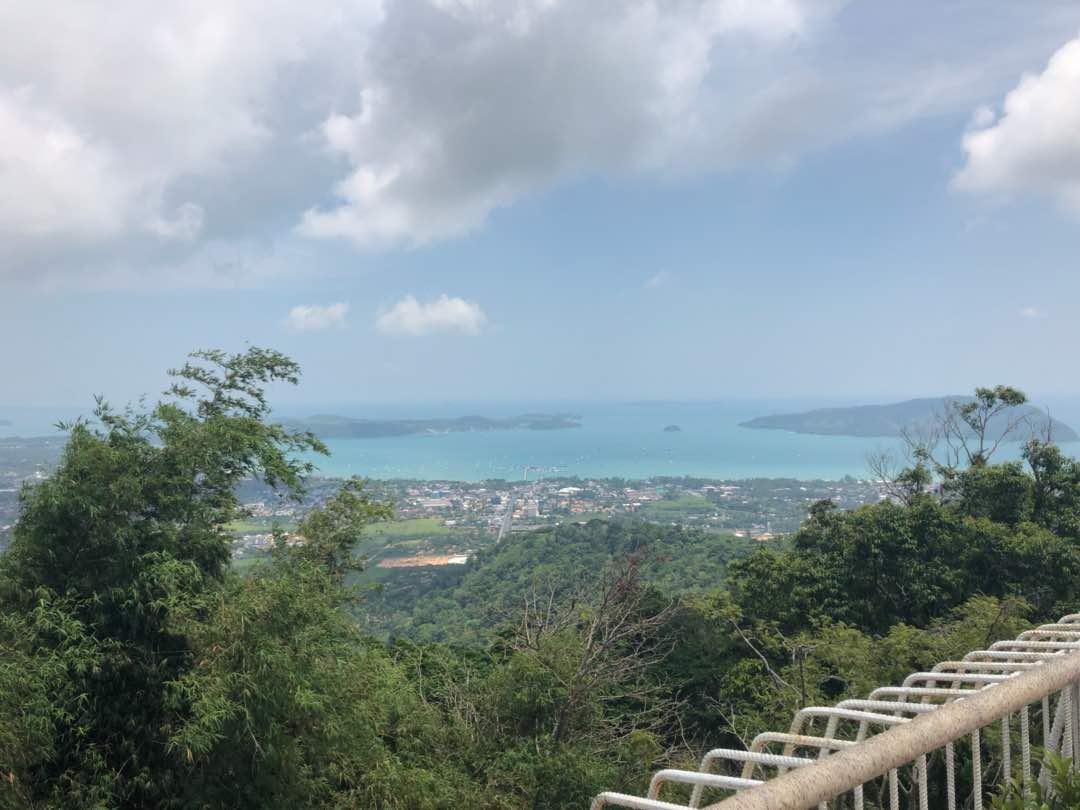 Phuket Big Buddha View
