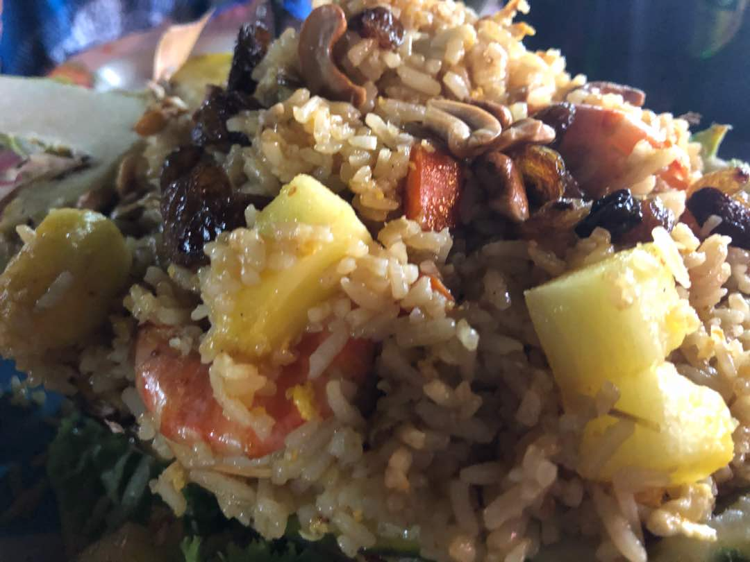 Pineapple Fried Rice Patong