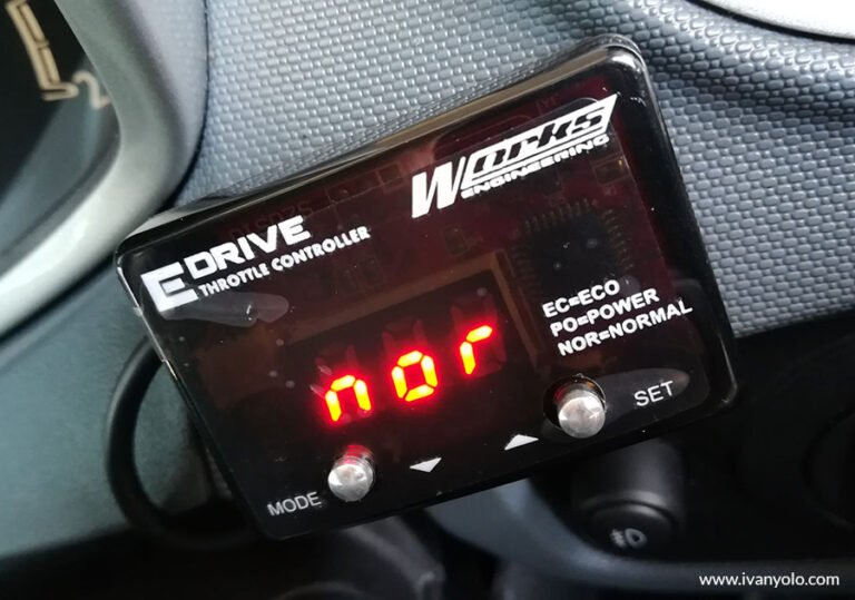 Works Engineering ETC Controller Review