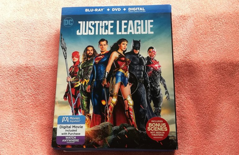 Justice League Blu-ray Review