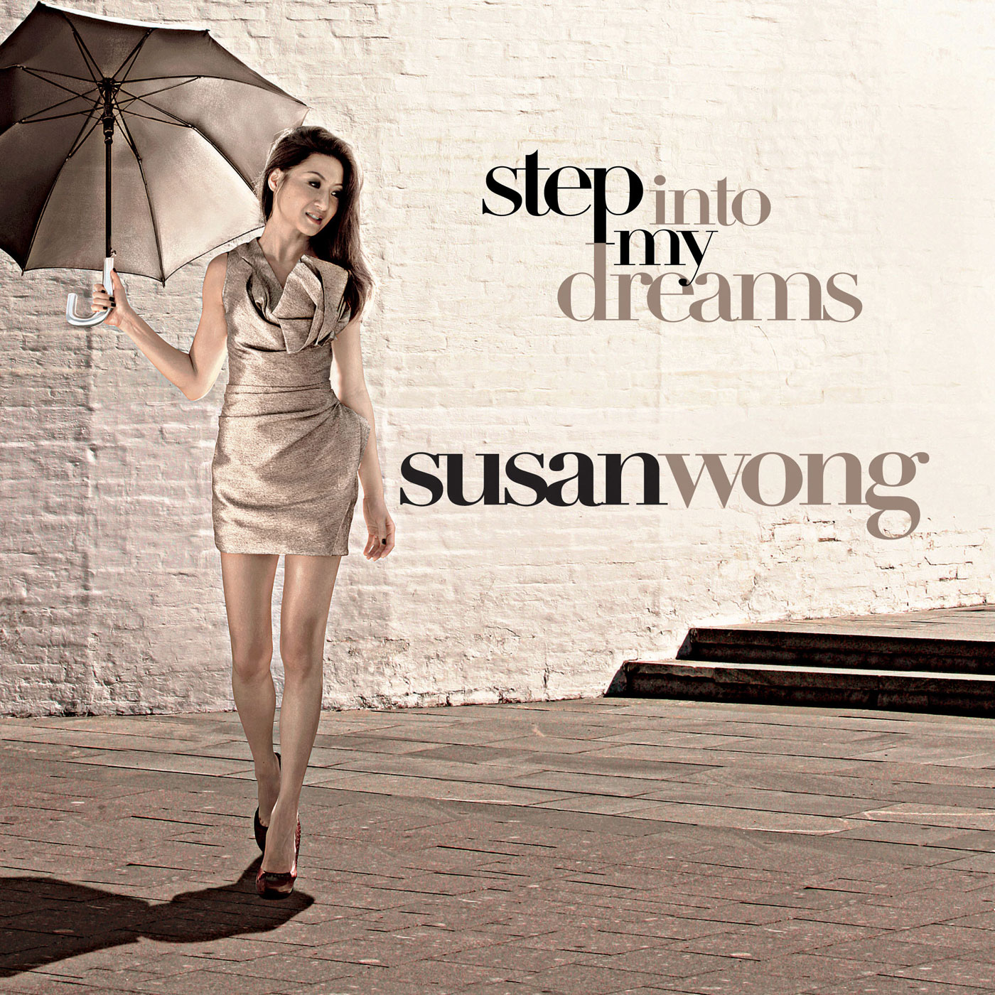 Susan Wong Step Into My Dreams Album