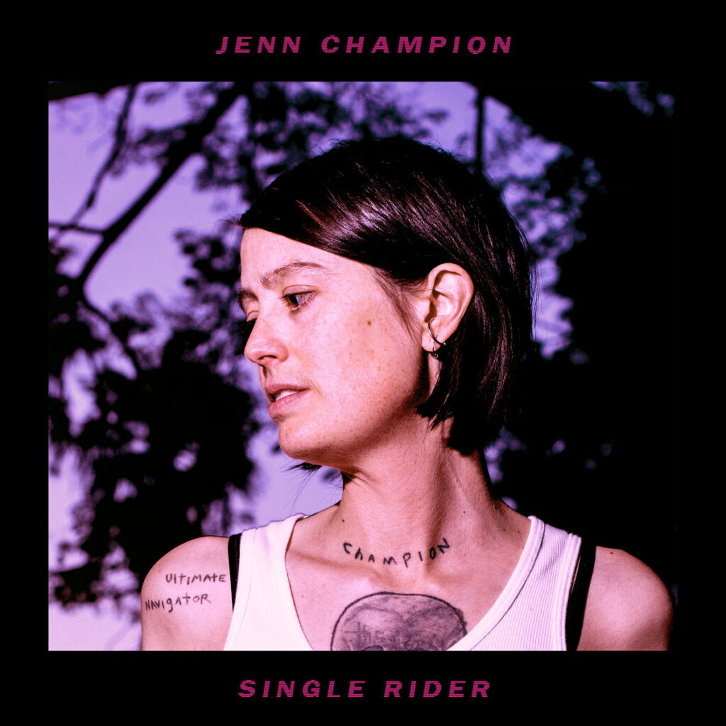 Jenn Champion Single Rider