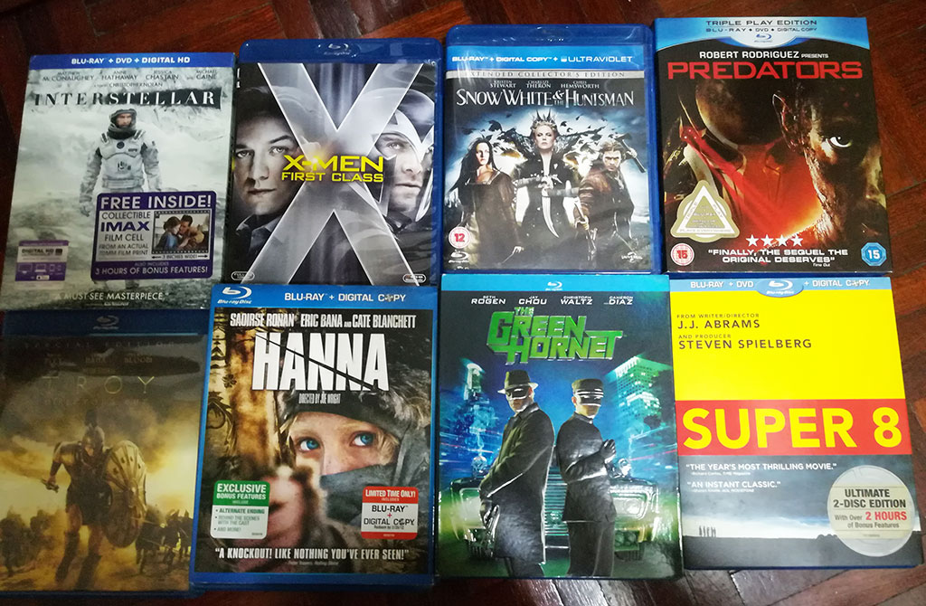 Used Blu-ray For Sale