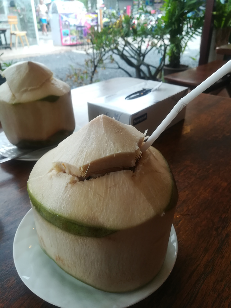Patong Coconut Drink