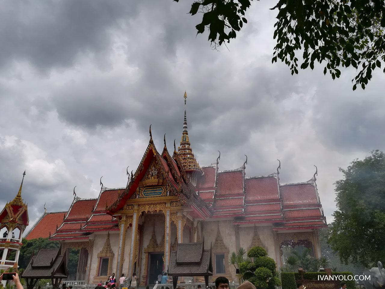 Wat Chalong Phuket HDR