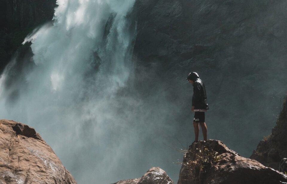 Jungle Boy & Mountain Water Pool