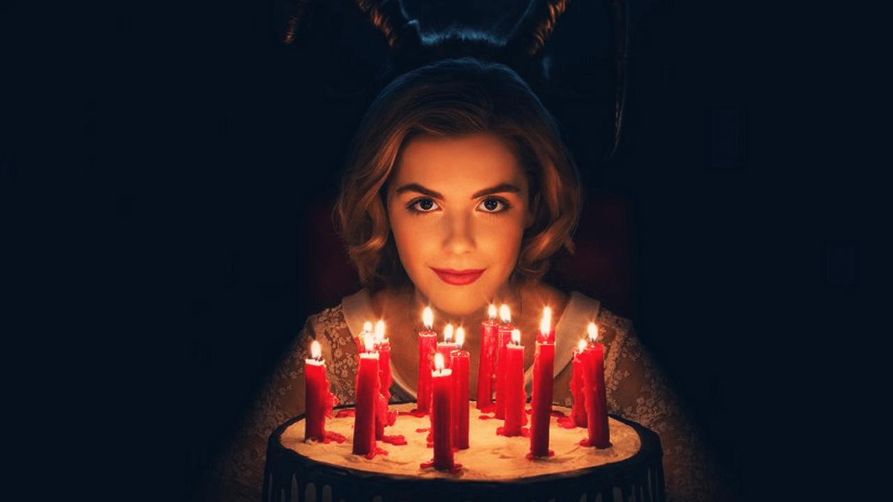 Chilling Aventures of Sabrina Netflix