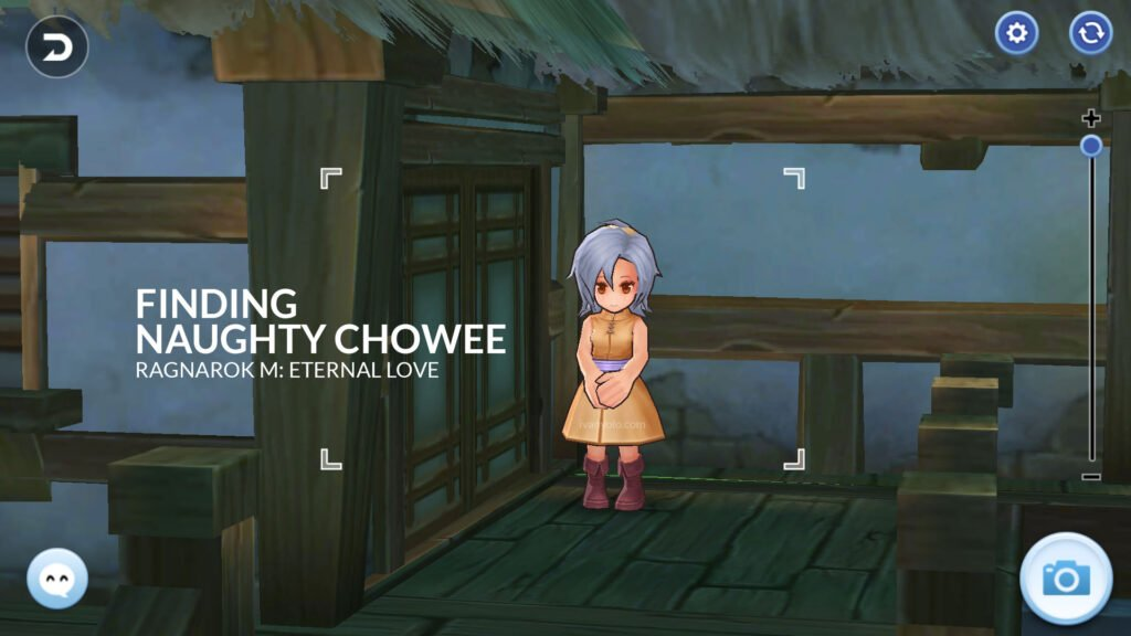Finding Naughty Chowee Quest in Payon