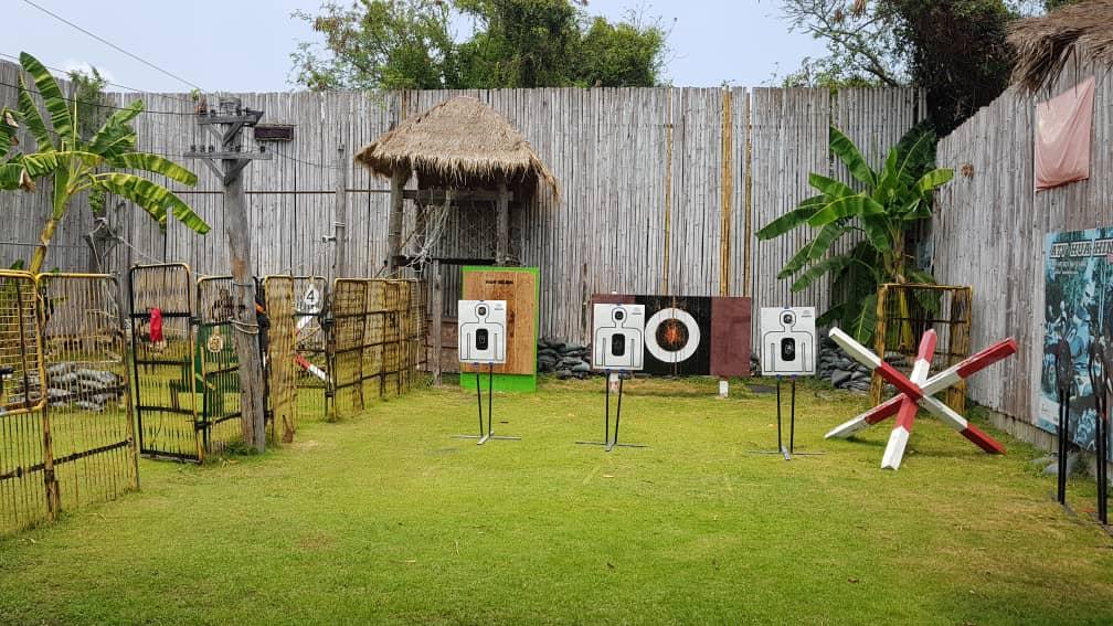 Siam Milsim Shooting Range