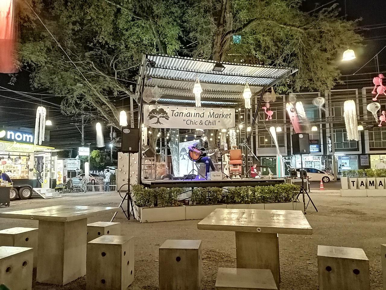 Tamarind Market Hua Hin