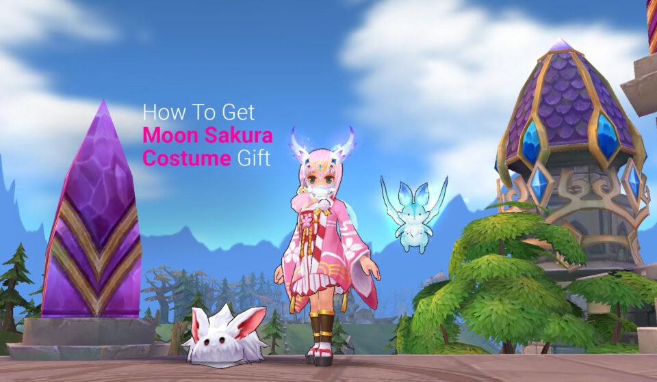 Moon Sakura Costume Ragnarok Mobile
