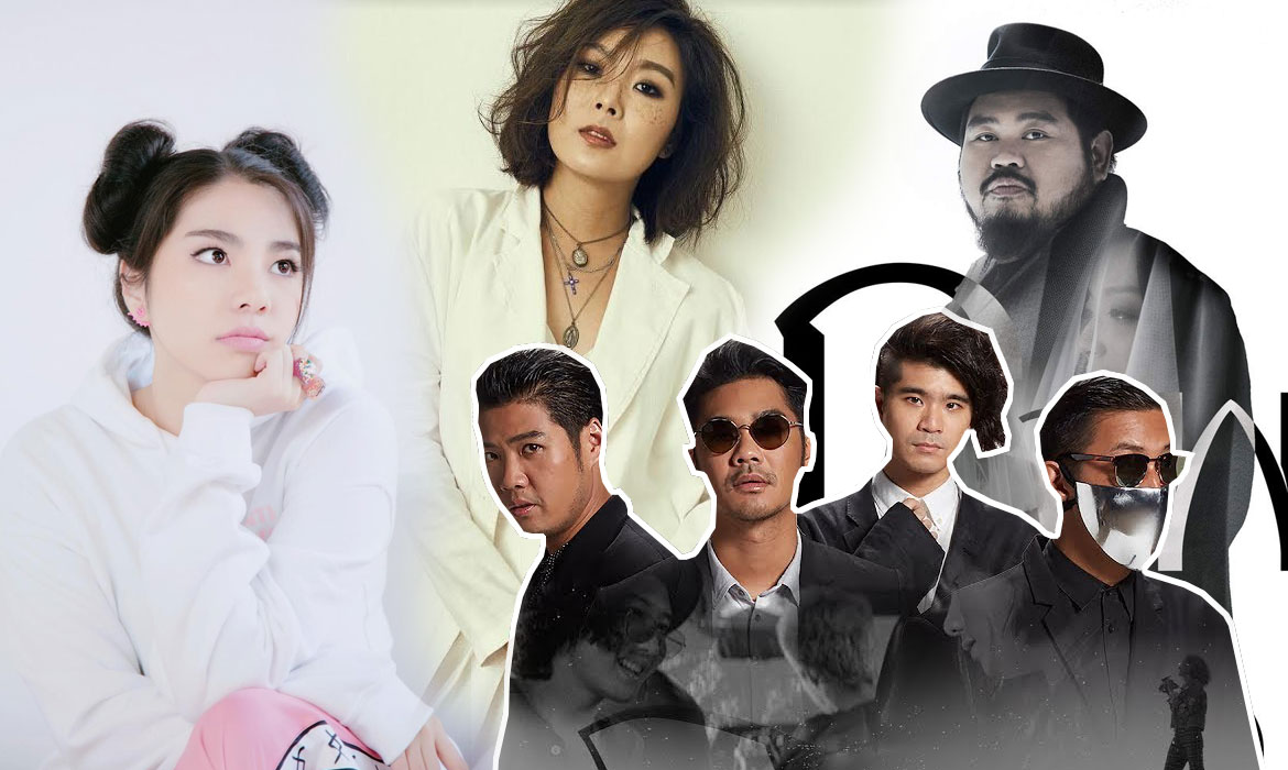 Top Thai Songs of 2019, Playlist Of Popular Music Hits