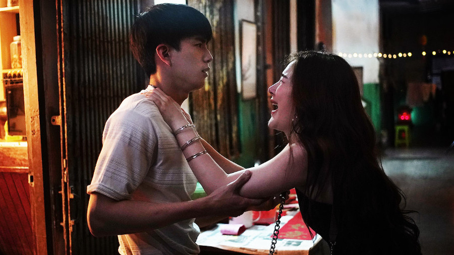 Bangkok Love Stories Plead on Netflix
