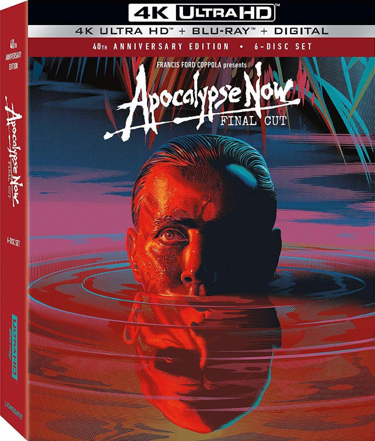 Apocalypse Now 4K UHD - Best 4K Blu-ray Horror Triller Movies