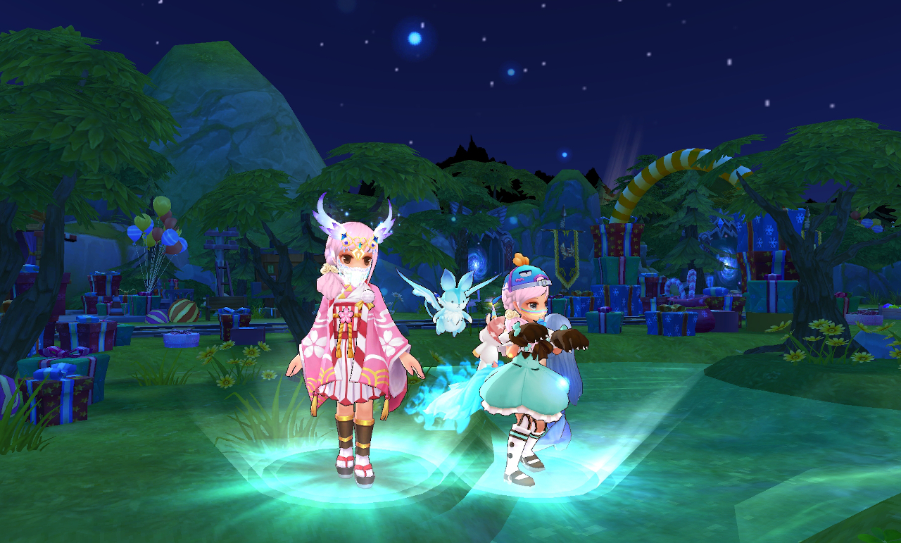 Level 99 Aura Quest Ragnarok Mobile