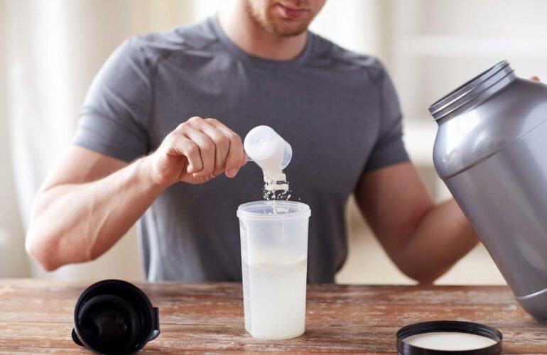 Weight Gainer Protein Shake Recipe