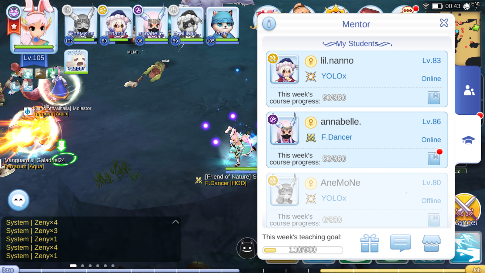 Ragnarok Mobile Student Daily Quests
