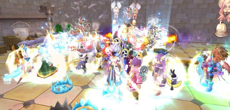 Ragnarok Mobile F.Dancer Guild