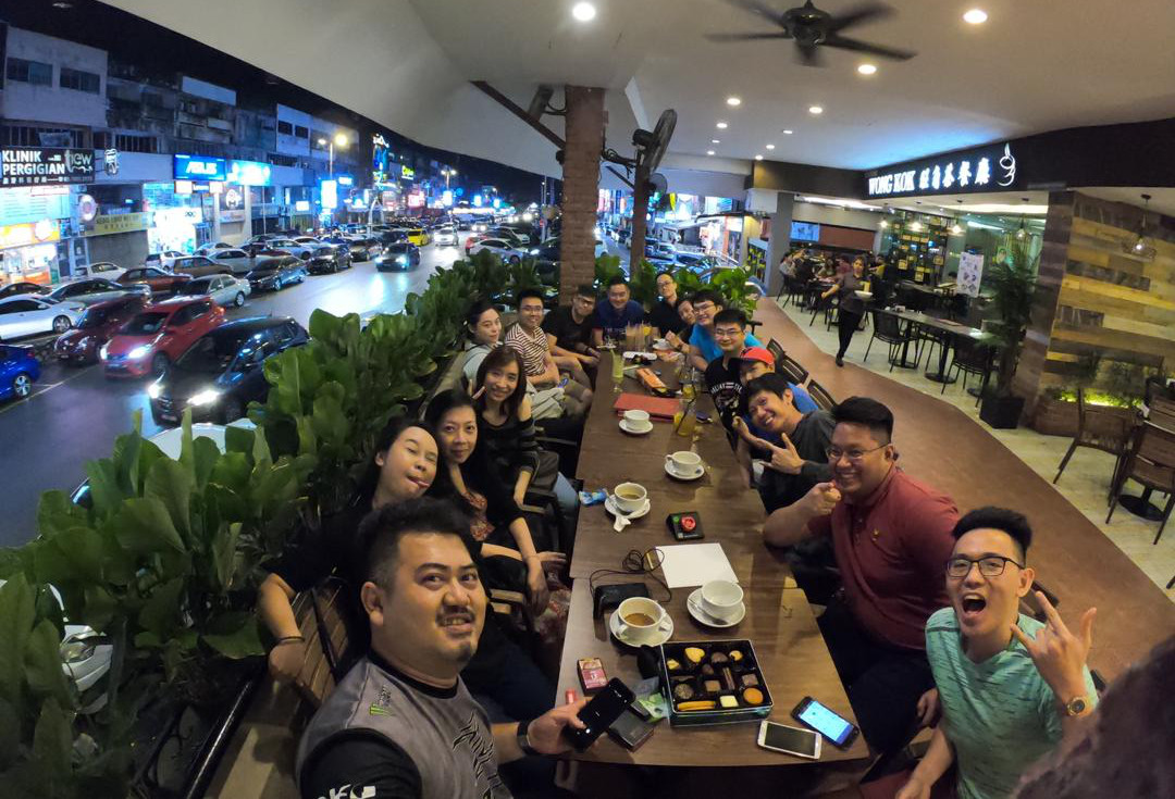 Ragnarok Mobile Gathering in KL