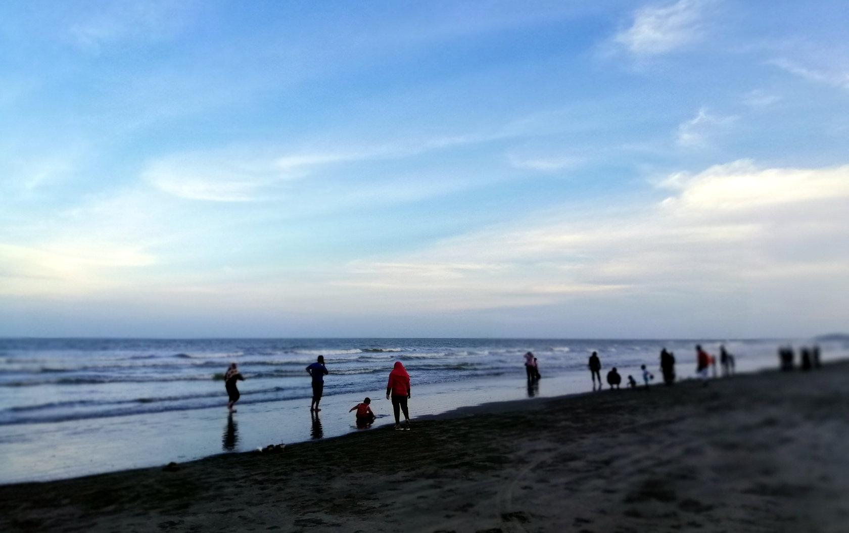 Beserah Beach Cherating Kuantan