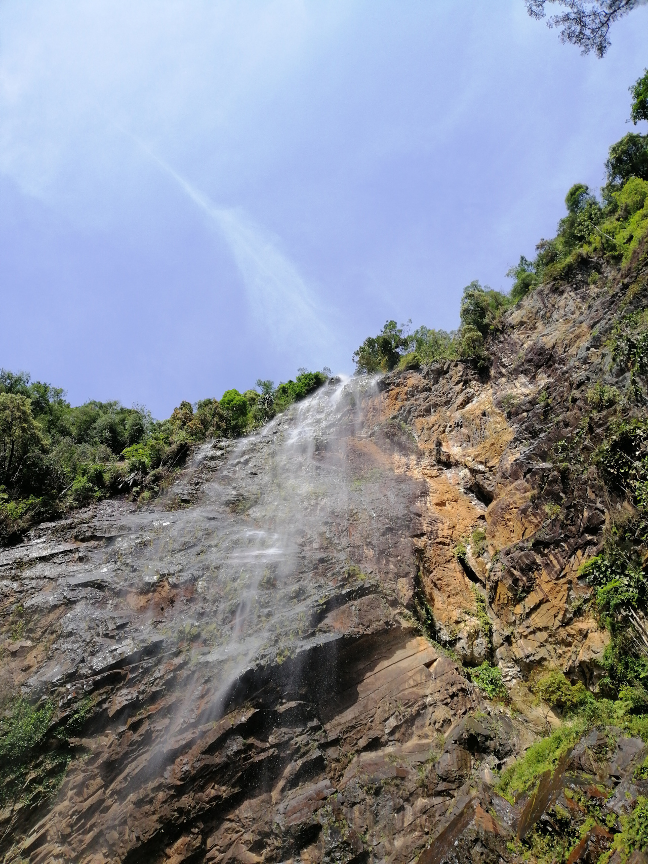 Rainbow Waterfall Kuantan Sightseeing