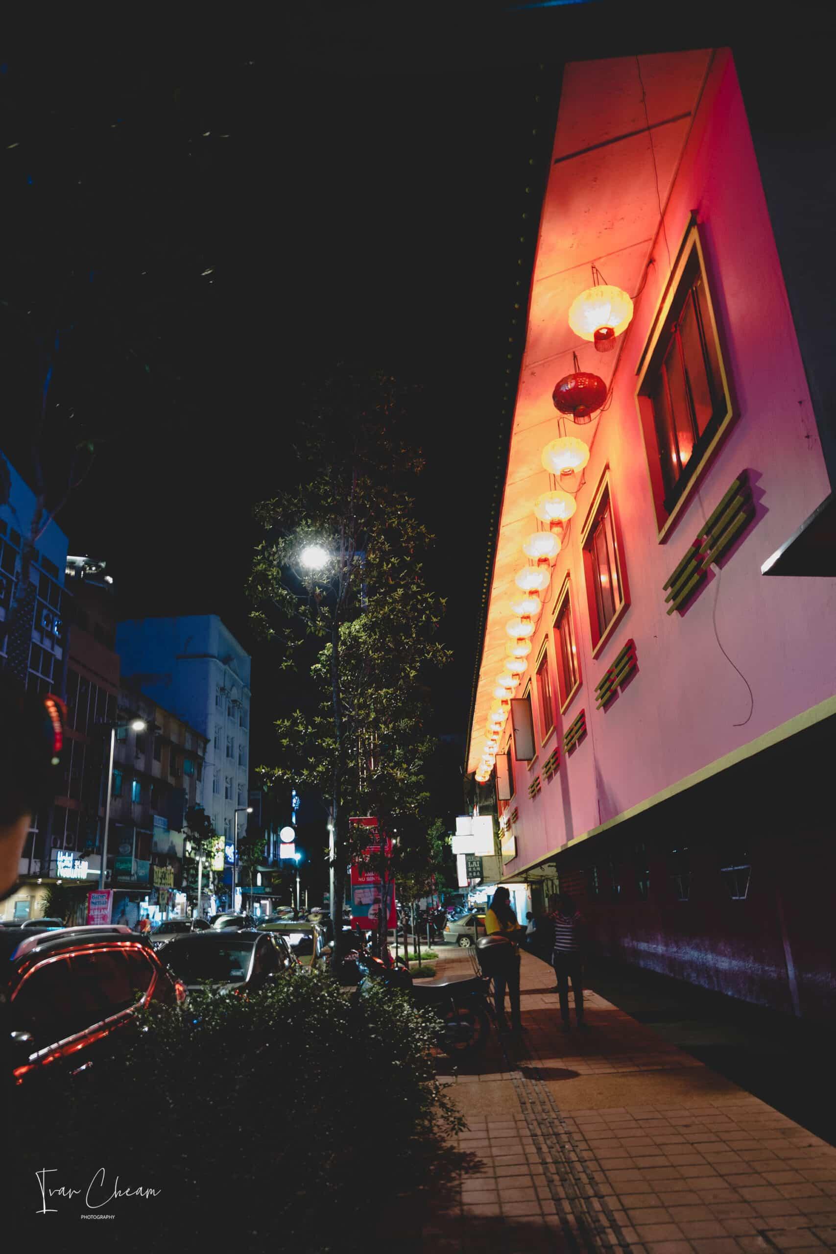 Brickfields - KL Night Photography - Fujifilm XT-100