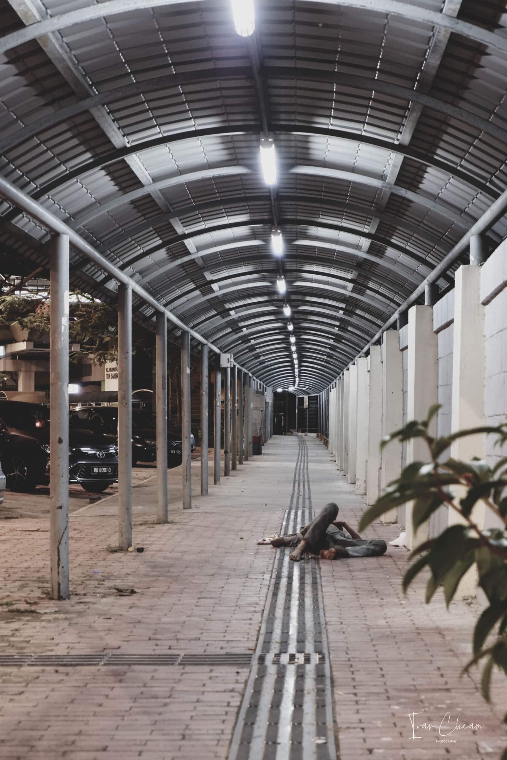 Brickfields - Night Photoshoot - Fujifilm XT-100