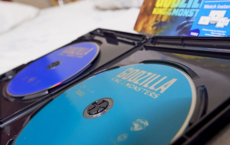Godzilla 4K Blu-ray Review